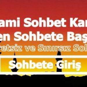 İSLAMİ SOHBET